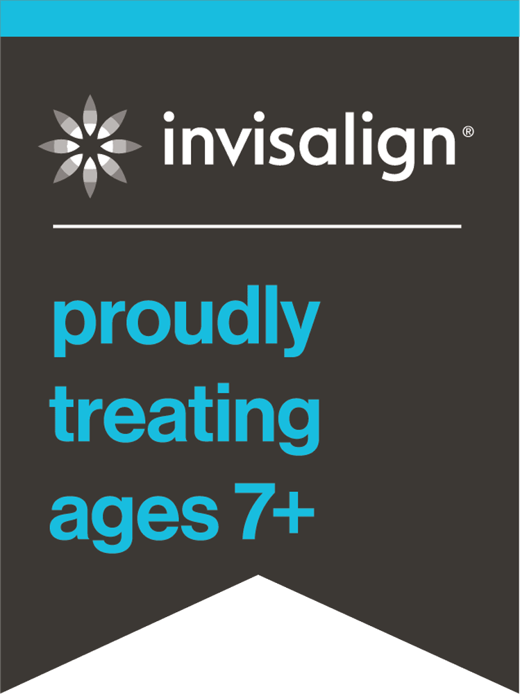 invisalign first banner